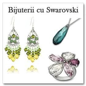 Bijuterii cu Swarovski